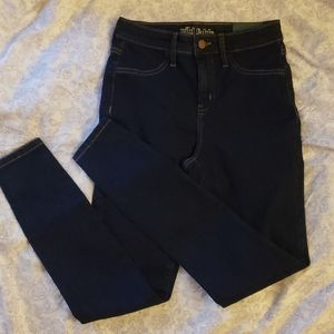 Wild fable high rise skinny jeans size 0